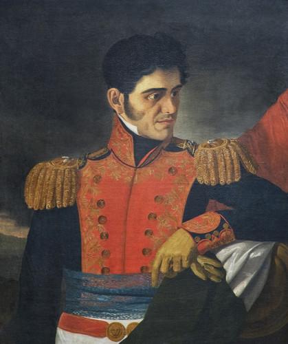 General Antonio López de Santa Anna