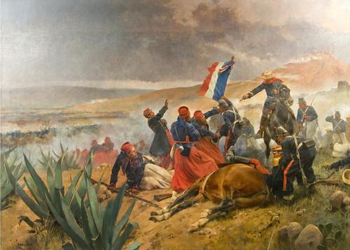 Batalla del 5 de Mayo de 1862