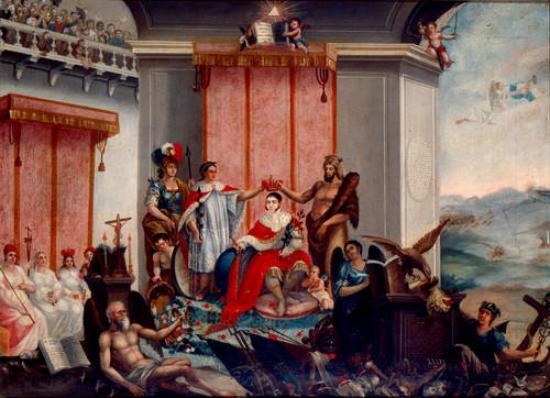 Coronación de Iturbide