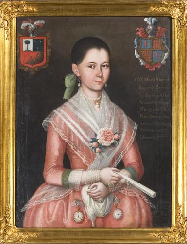 María Manuela Esquivel y Serruto