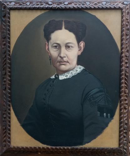 Retrato de Margarita Maza de Juárez