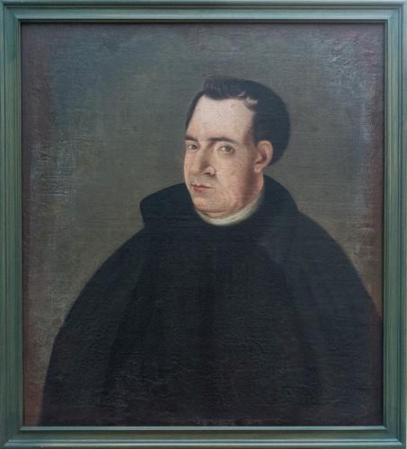 Retrato de Fray Antonio Salanueva