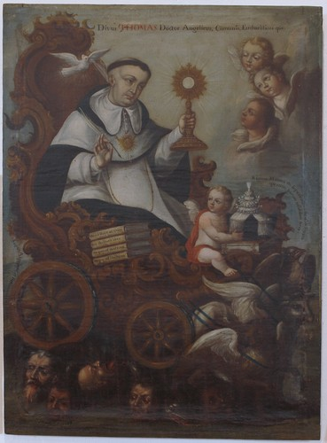 Santo Tomás de Aquino, Doctor Angelicus