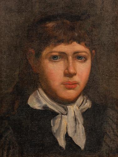 Retrato de José Inés Tovilla