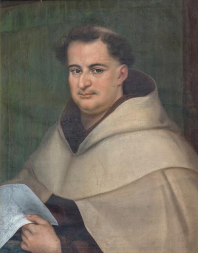 Retrato de Fray Manuel de San Juan Crisóstomo Nájera