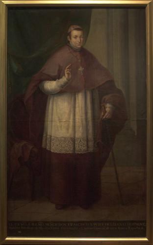 Francisco Xavier Lizana y Beaumont