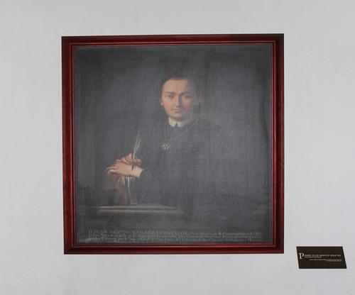 Padre Juan Benito Díaz de Gamarra y Dávalos
