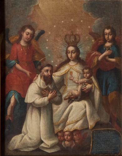 El niño Jesús con los doctores
