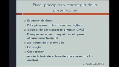 Mesa 4. Documentación Lingüística