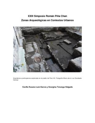 Problemáticas y resultados de los salvamentos arqueológicos en la Ciudad de México