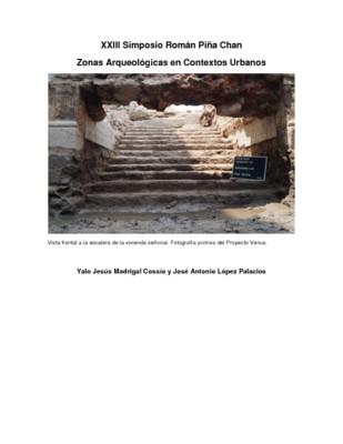 La casa de venus arqueología de la arquitectura virreinal