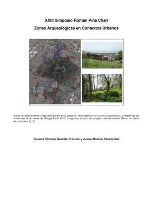 Zona arqueológica Cerro de la estrella