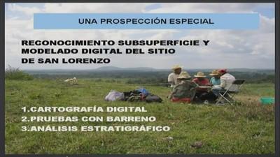 Mesa 2. Arqueología virtual 2