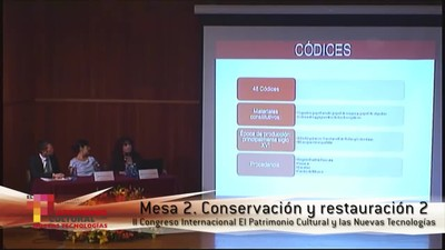 Conservación y restauración 2