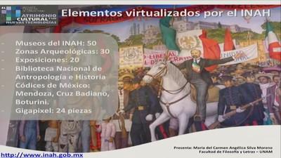 Los museos virtuales del Inah como herramienta para fomentar la eduacación a lo largo de la vida