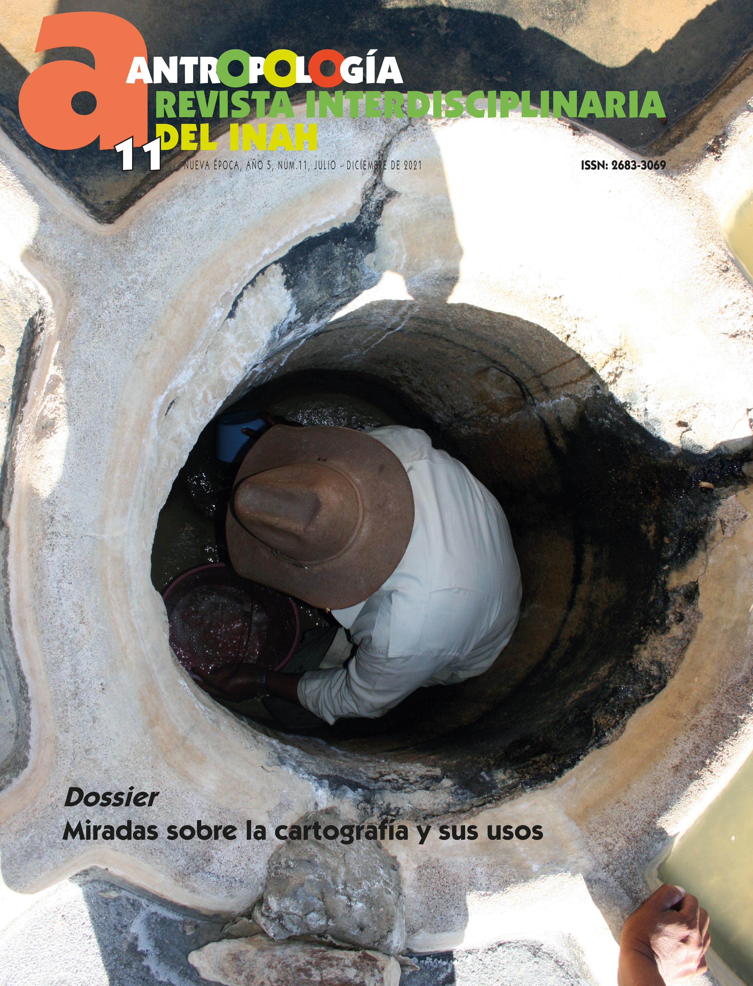 Antropología. Revista Interdisciplinaria del INAH