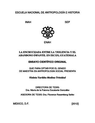 La encrucijada entre la violencia y el abandono infantil en Ixcán, Guatemala
