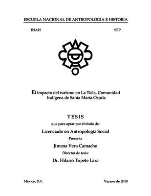 El impacto del turismo en La Ticla, comunidad indígena de Santa María Ostula