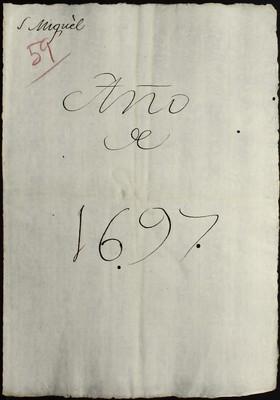 Libro Cabildo 4000 de la sección Administración Pecuniaria serie Colecturia-Diezmos (San Miguel el Grande)