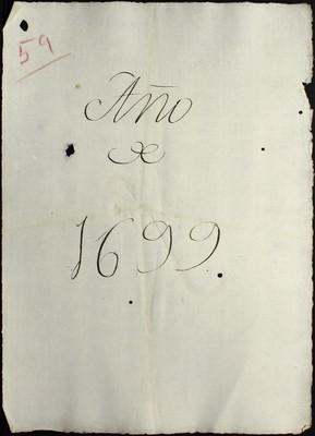 Libro Cabildo 4002 de la sección Administración Pecuniaria serie Colecturia-Diezmos (San Miguel el Grande)
