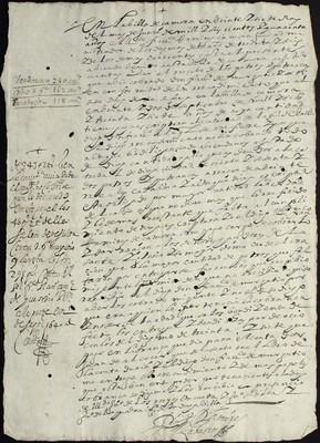 Libro Cabildo 4180 de la sección Administración Pecuniaria serie Colecturia-Diezmos (Zamora)