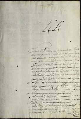Libro Cabildo 4181 de la sección Administración Pecuniaria serie Colecturia-Diezmos (Zamora)