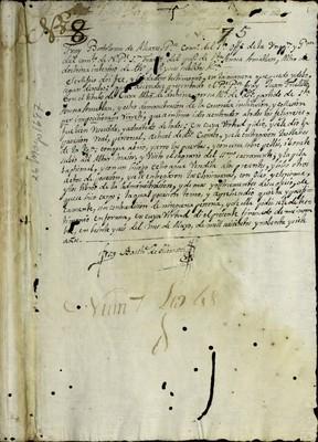 Libro Diocesano 866 de la sección Gobierno serie Sacerdotes-Nombramiento