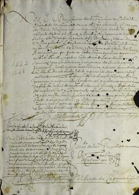 Libro Diocesano 875 de la sección Gobierno serie Sacerdortes-Oposiciones