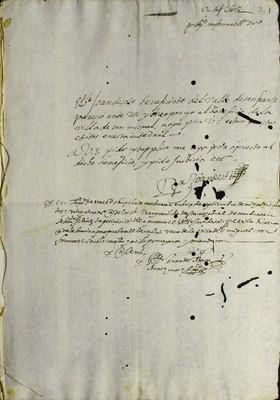 Libro Diocesano 876 de la sección Gobierno serie Sacerdortes-Oposiciones