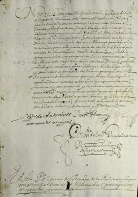 Libro Diocesano 877 de la sección Gobierno serie Sacerdortes-Oposiciones