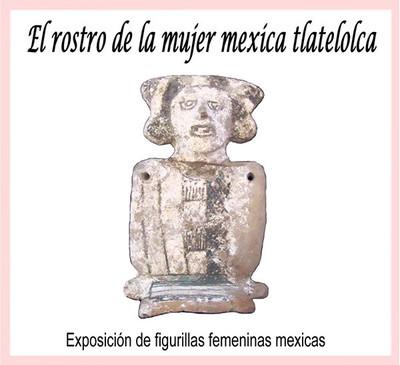 El rostro de la mujer mexica
