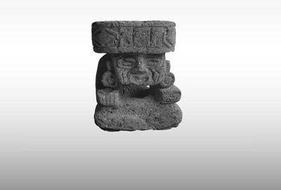 Temporal del Museo de Sitio de Cuicuilco