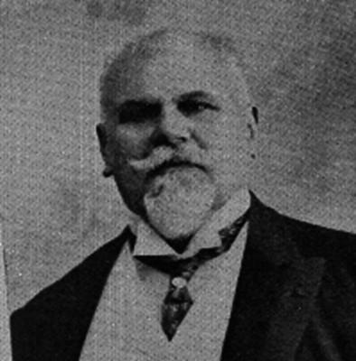 Justo Sierra Méndez, retrato