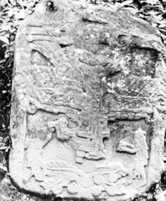 Estela 2 de Izapa