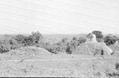 Vista lateral de El Conde
