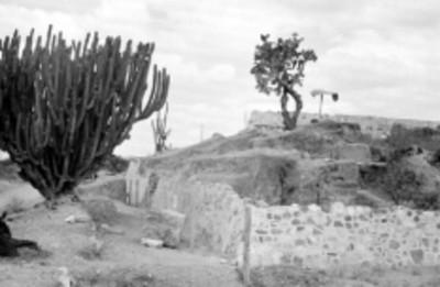 Restauración de una pirámide en Lambityeco
