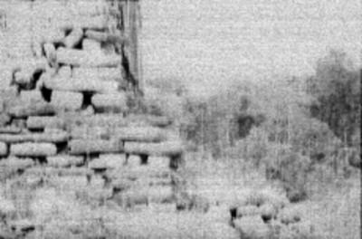 Proceso constructivo del Templo el Conde, Palenque