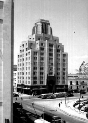 Edificio La Nacional, vista general