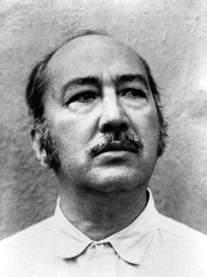 """""""José Chávez Morado"""", retrato"""