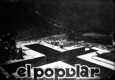 Monumento prehispánicos en Yagul