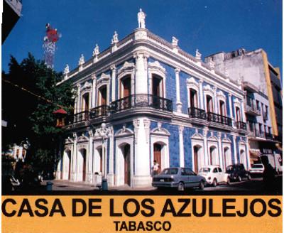 Casa de los azulejos instituto nacional de antropolog a for Rusticae casa de los azulejos