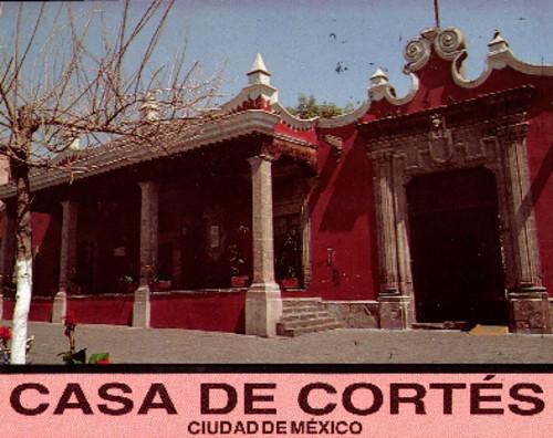 Casa de Cortés