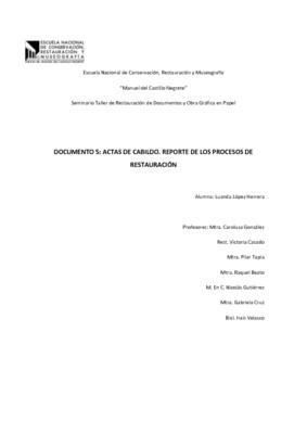 Archivo Histórico de Tepapayeca, Puebla, Documento 5: Actas de Cabildo