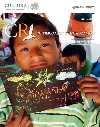 CR. Conservación y Restauración Num. 5 (2015)