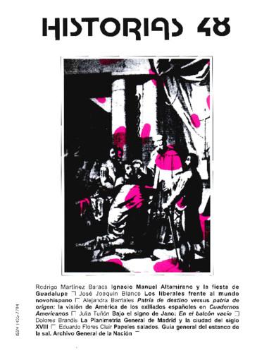 Historias Num. 48 (2001)