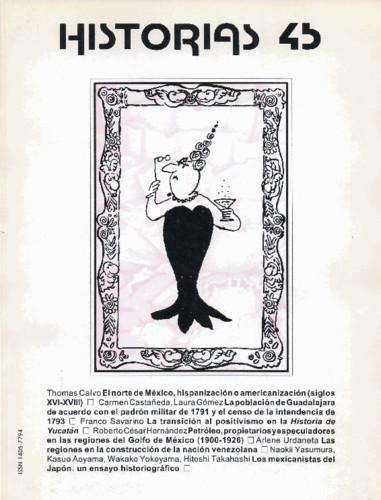Historias Num. 45 (2000)