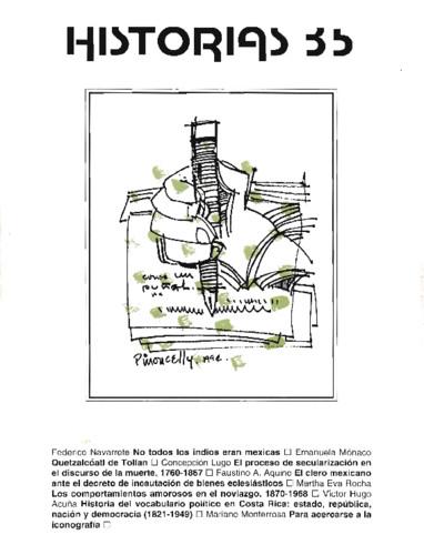 Historias Num. 35 (1996)