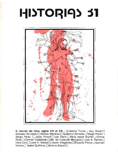 Historias Num. 31 (1994)
