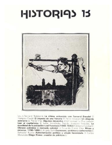 Historias Num. 13 (1986)