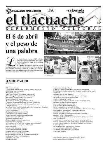 El Tlacuache Núm. 462 (2011)